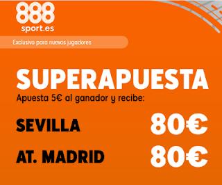888sport superapuesta liga Sevilla vs Atletico 2 noviembre 2019