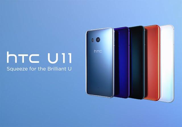 [TUTO] Réinitialiser le HTC U11 -  Deux façon de réinitialisation HTC U11