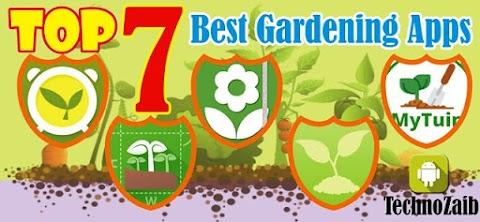 Top 7 Best Gardening Apps