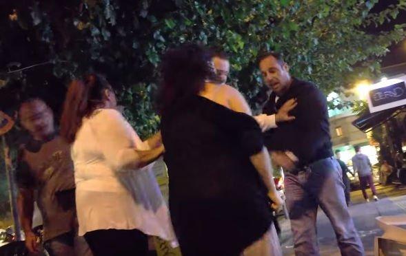 ΒΙΝΤΕΟ ΣΟΚ: Ελληνίδα οδηγός vs Έλληνα ταξιτζή: Η μάχη της χρονιάς