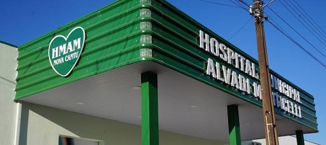 Moradores de Nova Cantu reclamam de mal atendimento no Hospital