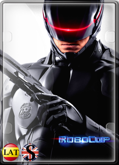 RoboCop (2014) HD 1080P LATINO/INGLES