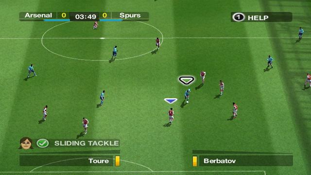 FIFA 2008 Game Screenshots For Pc