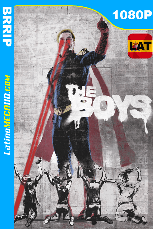 The Boys (2019) Temporada 01 Latino HD BRRIP 1080P ()