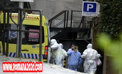 أخبار العالم 161 شفاء و530 إصابة جديدة بفيروس كورونا المستجد covid-19 corona virus كوفيد-19 ببلجيكا