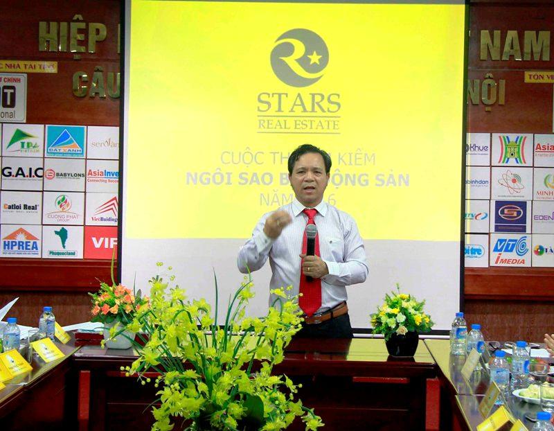 Khởi động cuộc thi tìm kiếm ngôi sao khởi nghiệp bất động sản