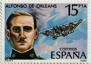 ALFONSO DE ORLEANS Y BORBÓN