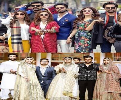 Pakistani Showbiz Personalities Sides Businesses