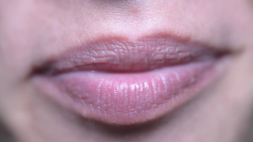 Beautiful Female Lips Close Up Full Hd Pictures