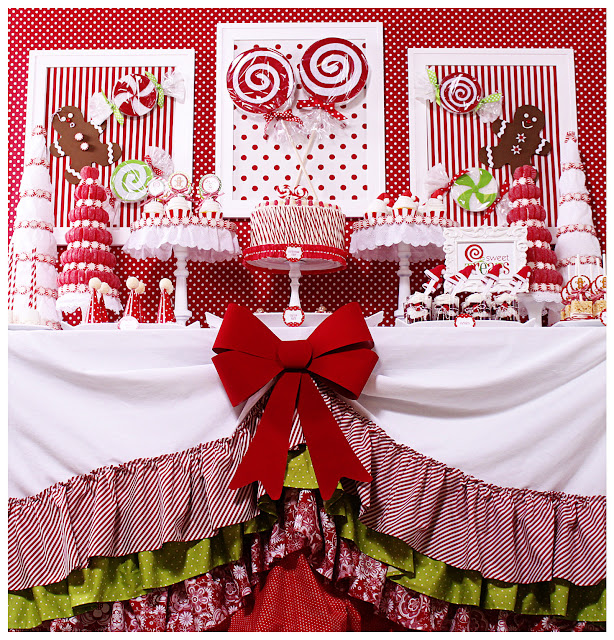 Christmas Candyland Theme Party.Kara S Party Ideas Candy Land Christmas Party Kara S Party