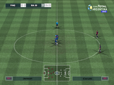 PES 6 Scoreboards Copa Total Argentina 2018 by Brian_PES6