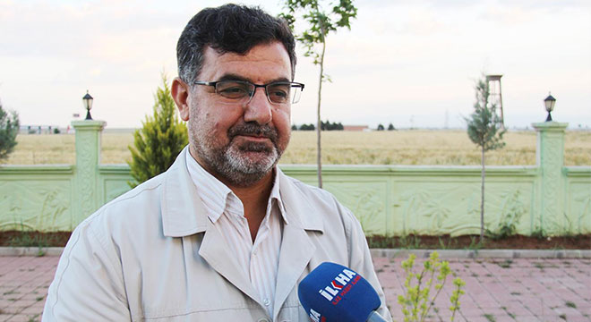 Cüneyt Özmen Diyanet ve Vakıf Çalışanları Birliği Sendikası Diyanet Bir-Sen Diyarbakır Şube Başkanı