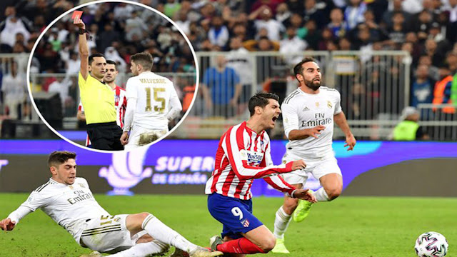 Real Madrid vs Atlético Madrid – Highlights