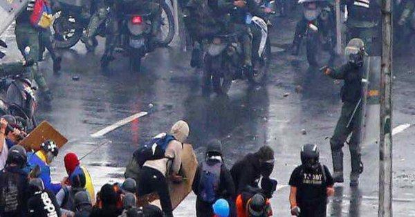 """TSJ declaró """"abandonado"""" recurso de nulidad contra el uso de fuerza letal en manifestaciones"""