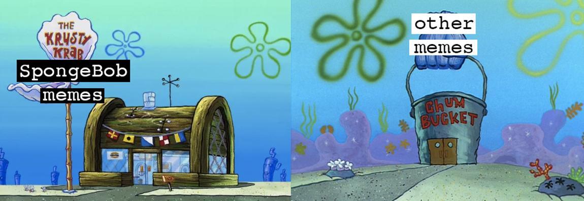 best funny spongebob memes