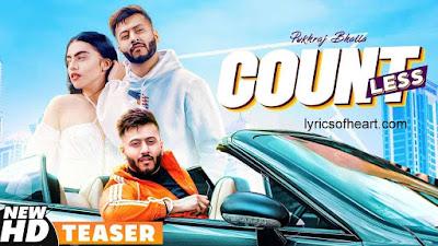 Countless Lyrics | Pukhraj Bhalla | JT Beats ft Alaap Sikander