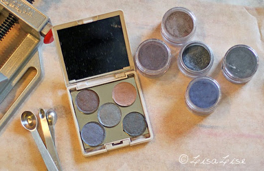 Pressing Eyeshadows - Tips and Tricks