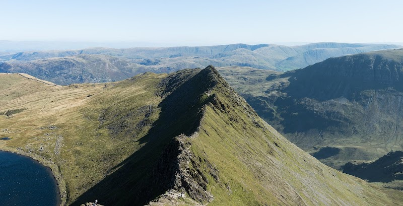 Lake District - Helvellyn