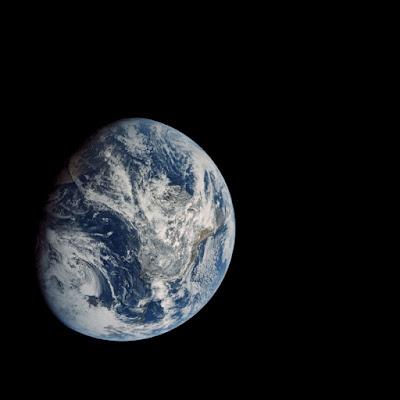 Rimasterizzate le foto della Terra scattate dagli astronauti delle missioni Apollo