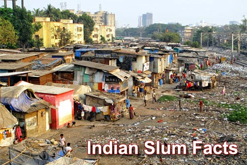20 Facts about Slums in India | Indian Slum Facts