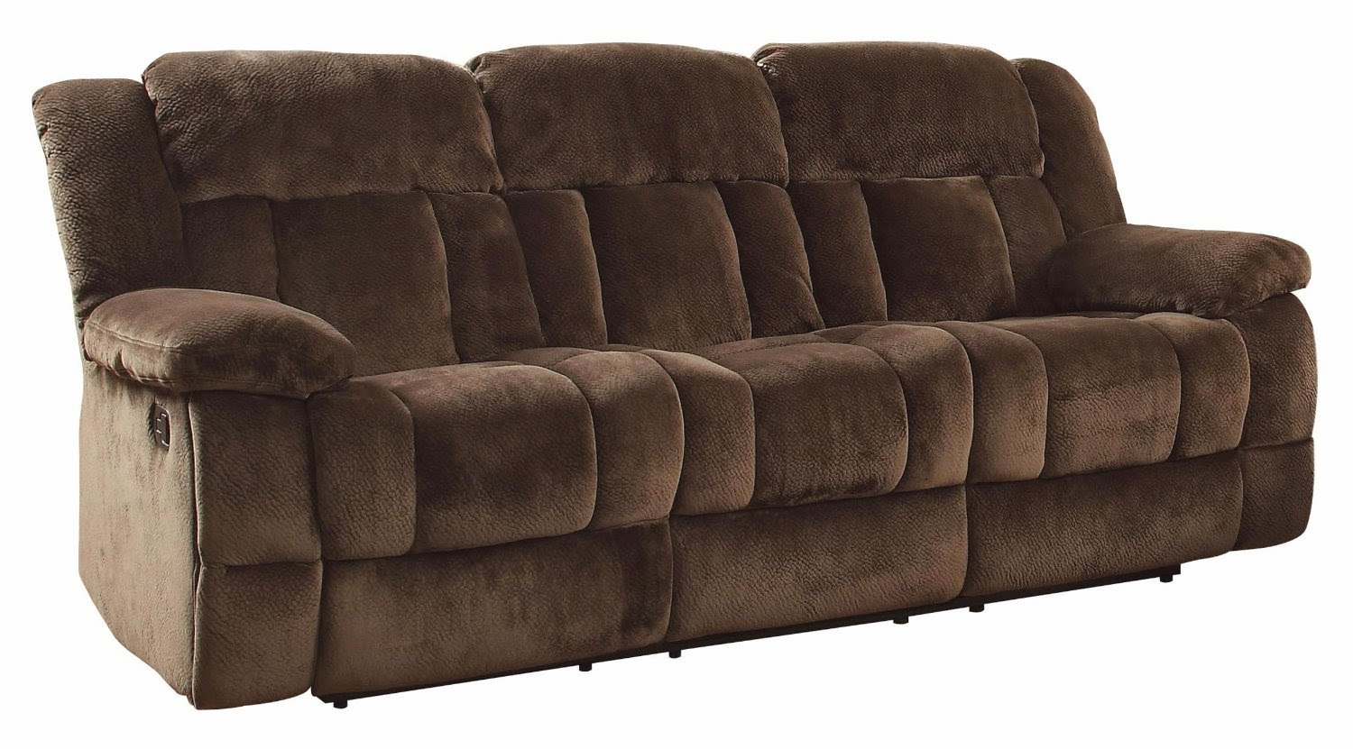 The Best Reclining Sofa Reviews Macie Brown Reclining