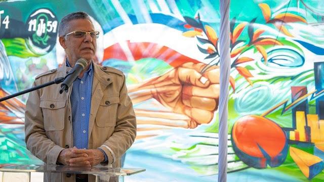 Manuel Jiménez asegura Ley de Mecenazgo generará revolución cultural