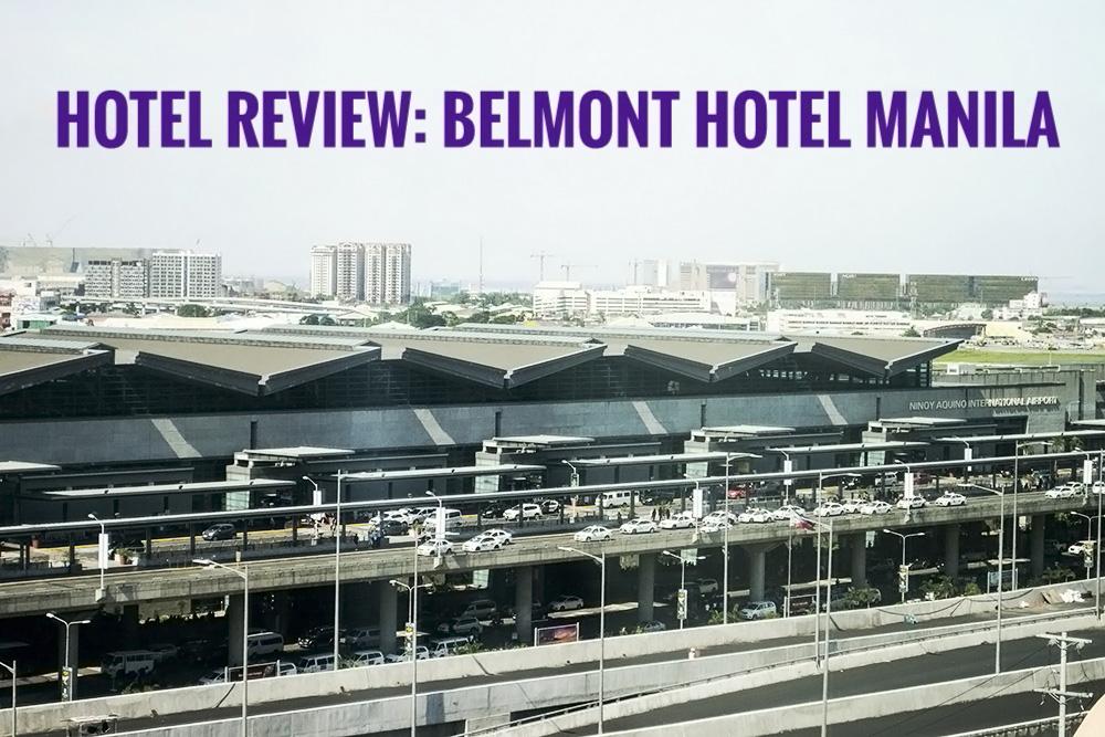 Hotel Review: Belmont Hotel Manila