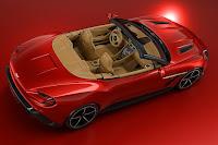 Aston Martin Vanquish Zagato Volante (2017) Rear Side