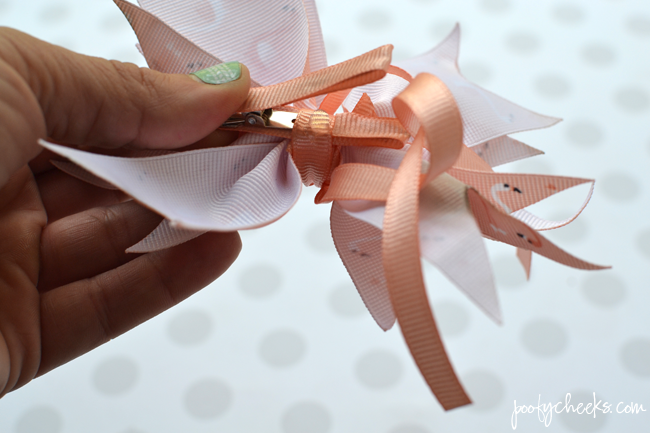 Step by Step Bow Tutorial