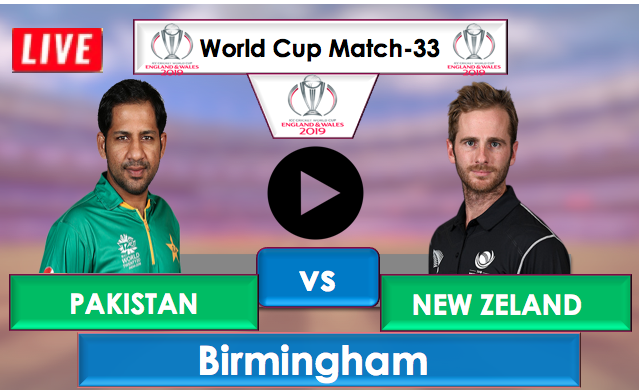Pakistan vs NewZealand,   Live Streaming Online, NewZealand opt to bat