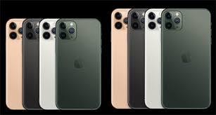 تعرف على النسخ والألوان المتوفرة في الهواتف أيفون 11، أيفون 11 برو وأيفون 11 برو ماكس
