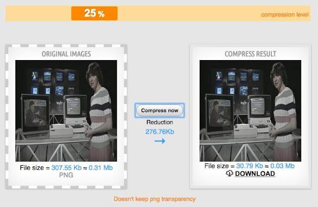 Cara Mengecilkan Ukuran Gambar Pada Artikel Blog Agar Tidak Berat