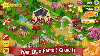 Hack Farm Day Village Farming Full Tiền và Kim Cương cho Android