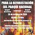 I Marcha Cicloturista para la reforestación del Parque Nacional