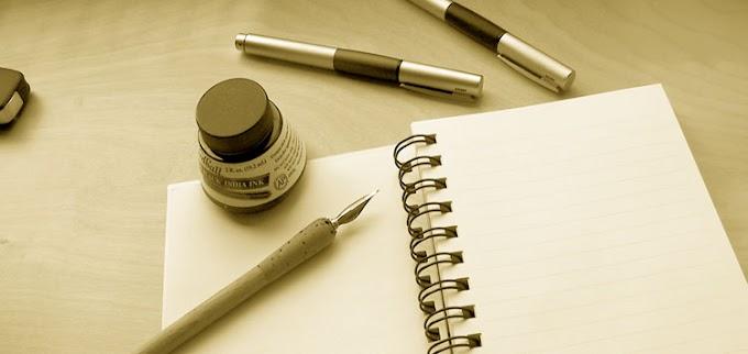 Kebahagiaan dalam Menulis