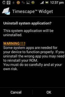 Cara Menghapus Aplikasi Bawaan Pabrik Android