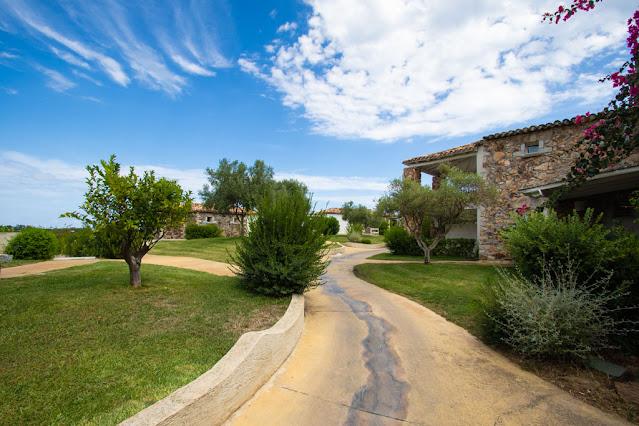 Villas resort hotel