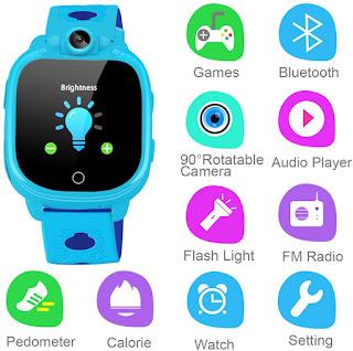 PRO GRACE Kids Smart watch