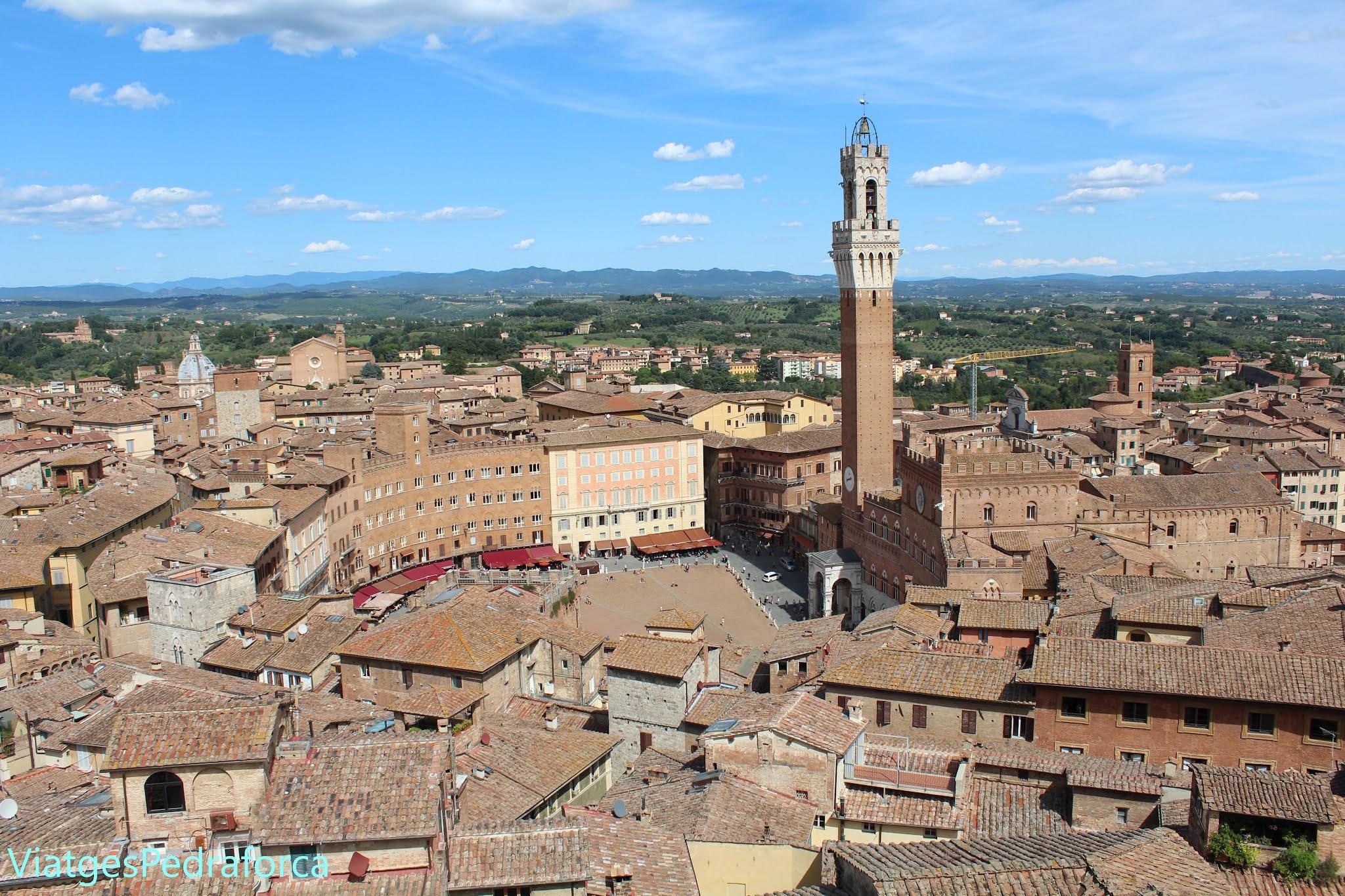 Siena, Toscana, itàlia, patrimoni de la humanitat, Unesco heritage, art gòtic