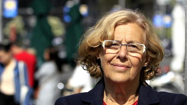 Manuela Carmena presenta su renuncia de concejal del Consistorio madrileño