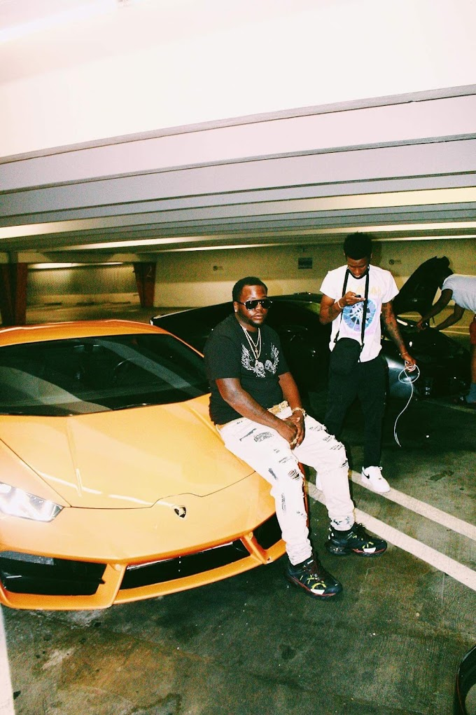 """Album of the week: """"RICH AND WEALTHY"""" By Skully Raw"""