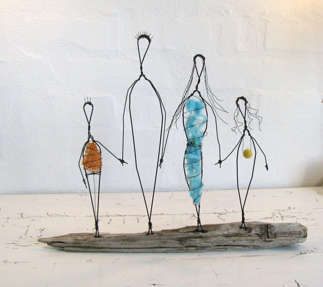 Festus Elementary Choice Art: Extra Art-Wire Figures