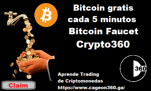Bitcoin faucet crypto360
