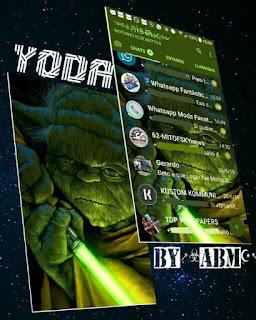 Yoddha Theme For YOWhatsApp & Fouad WhatsApp By ABM