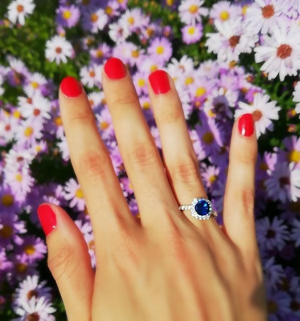 blue ring, beautiful, what to buy, present, gift, idea, ideja za poklon, blogger, balkan