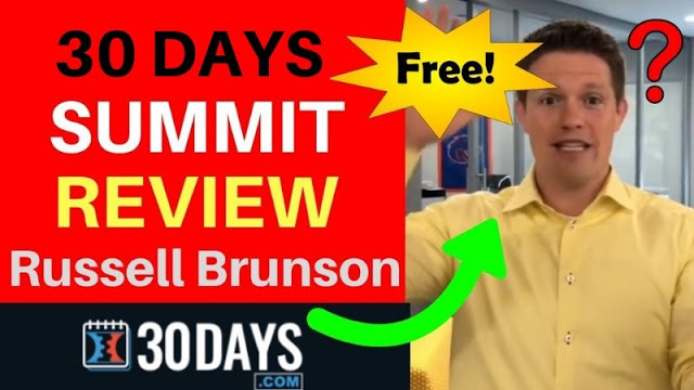 Clickfunnels 30 Days Summit Review 2020 | By Russell Brunson