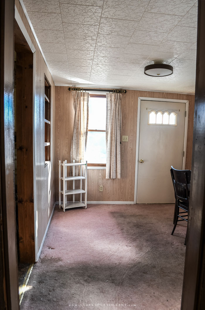 Fixer Upper Room