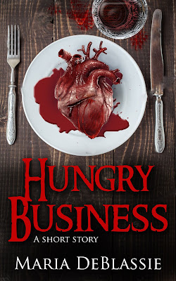 cover of Hungry Business by Maria DeBlassie