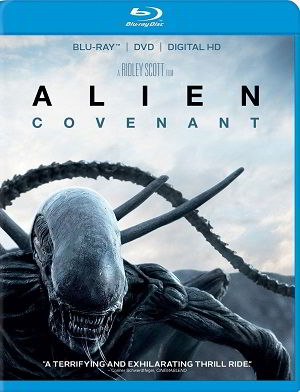 Alien Covenant 2017 HDRip 720p 1080p