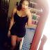 Tchidi Chikere's Ex Wife, Sophia shares sexy mirror selfie